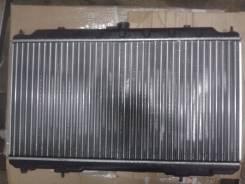 Радиатор охлаждения двигателя. Nissan Primera, QP12 Двигатель QG18DE