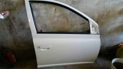 Дверь боковая. Toyota Platz