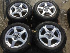 175/65 R 14 Dunlop Winter MAXX на литье (K 5-14008). 5.5x14 4x100.00 ET40
