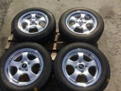 175/65 R 14 Goodear Ice NAVI NH на литье ( K 5-14009). 5.5x14 4x100.00 ET40