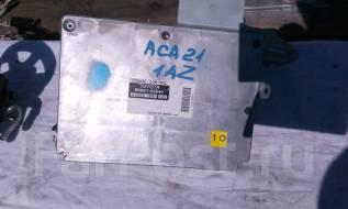 Блок управления. Toyota RAV4, ACA20, ACA21 Двигатель 1AZFSE
