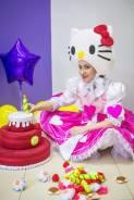 Детский день рождения. Мыльные пузыри, фокусы, сказочные персонажи