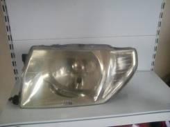 Фара. Mitsubishi Pajero iO, H76W