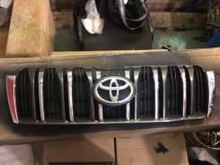 Решетка радиатора. Toyota Land Cruiser Prado, GDJ150L, GRJ151, GDJ150W, GRJ150, GRJ150L, GDJ151W, TRJ150, KDJ150L, GRJ150W, GRJ151W, TRJ150W