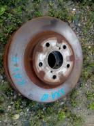 Диск тормозной. Toyota RAV4, SXA11, SXA10, SXA16, BEA11, SXA15 Двигатели: 3SGE, 3SFE, EM