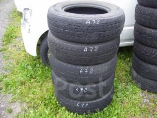 Dunlop. Летние, 2008 год, 20%, 5 шт