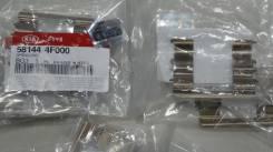 Пружина суппорта BONGO / 581444F000 / 581444E000 / MOBIS