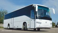 Higer KLQ 6119TQ. , 47 мест, туристический автобус, 6 700 куб. см., 47 мест