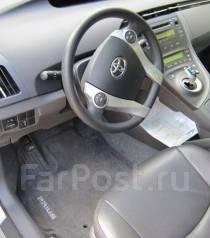 Переключатель на рулевом колесе. Toyota Prius