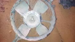 Вентилятор охлаждения радиатора. Toyota Corsa, EL30 Двигатель 2E