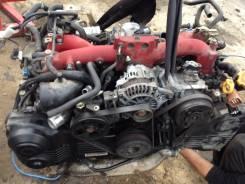 Двигатель в сборе. Subaru Forester, SG9L, SG9 Subaru Impreza Subaru Legacy Двигатели: EJ25, EJ255
