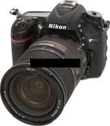Nikon D7000 Kit. 15 - 19.9 Мп, зум: 14х и более
