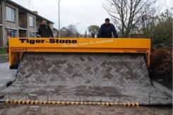 Тротуароукладчик Tiger stone