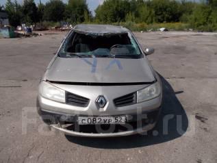 Renault Megane Sedan. K4MD812