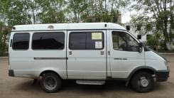 ГАЗ 32212. Продается Газель 2011 г. в., 2 780 куб. см., 15 мест