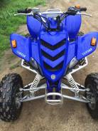 Yamaha Raptor 660. исправен, есть птс, без пробега
