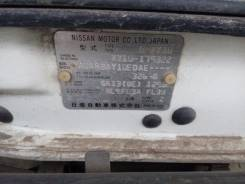Nissan AD. VY10, GA13DE