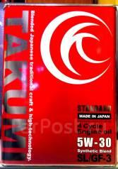 Takumi. 5W-30, полусинтетическое, 4,00л. Под заказ