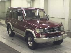 Toyota Land Cruiser Prado. автомат, 4wd, 3.0 (130 л.с.), дизель, 194 000 тыс. км, б/п, нет птс. Под заказ