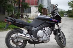 Yamaha TDM 850. 850 куб. см., исправен, птс, без пробега