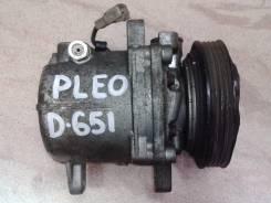 Компрессор кондиционера. Subaru Pleo, RA2, RA1, RV1, RV2 Двигатели: EN07W, EN07E, EN07Z, EN07X, EN07S