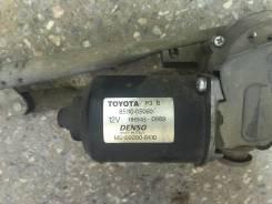 Мотор стеклоочистителя. Toyota Avensis, ZZT251 Двигатель 1ZZFE
