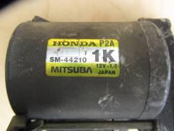 Стартер. Honda Civic Ferio, EK3 Honda Civic, EK3 Двигатель D15B