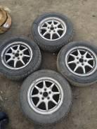 Родные диски Subaru R14 185/65