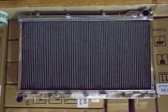 Радиатор охлаждения двигателя. Subaru Forester, SF5 Двигатели: EJ202, EJ205, EJ20G, EJ20J, EJ201, EJ20