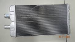 Радиатор печки водителя GRANBIRD EF750 / BHD DEF / AL / 420*220*55 ( 415*215*55 ) Аллюминий