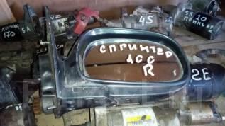 Зеркало заднего вида боковое. Toyota Sprinter, AE100