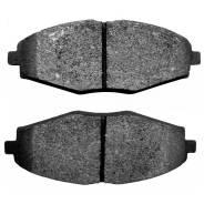 Колодки тормозные передние chevrolet lanos (1,3) sohc