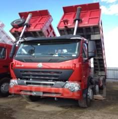 Howo A7. Самосвал Howo А7 (8x4) 2016 г, 9 726 куб. см., 35 000 кг.