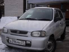 Mazda Carol. механика, 4wd, 0.7 (46 л.с.), бензин, 40 000 тыс. км