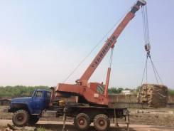 Ульяновец МКТ-25.5. Автокран, 11 150 куб. см., 25 000 кг., 21 м.