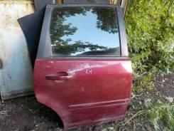 Дверь боковая. Ford C-MAX