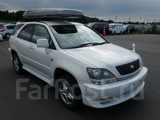 Toyota Harrier. автомат, 4wd, 3.0, бензин, 182 тыс. км, б/п, нет птс. Под заказ