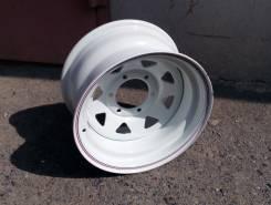 Off-Road-Wheels. 8.0x15, 6x139.70, ET-25, ЦО 110,0мм.