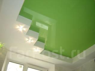 Натяжные потолки качество гарантии рассрочка без посредников!
