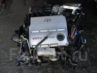 Двигатель. Toyota Harrier, MCU35, MCU36 Двигатель 1MZFE