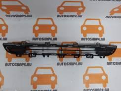 Решётка пепреднего бампера центральная BMW X3