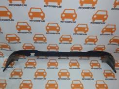 Юбка заднего бампера BMW X3