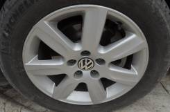 Volkswagen. 6.0x15, 5x100.00, ET38, ЦО 57,1мм.