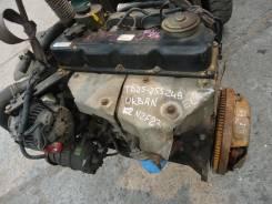Двигатель. Nissan Atlas, AMF23 Двигатель TD25