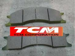 Колодка тормозная. Kobelco Kato Locatelli Komatsu Tadano Caterpillar Terex Grove TCM Case