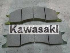 Колодка тормозная. Kobelco Kato Locatelli Komatsu Tadano Caterpillar Terex Grove Case