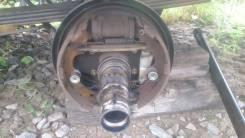 Колодка тормозная. Toyota Dyna, LY61