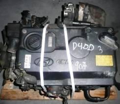 Двигатель. Hyundai HD, 68, 72, 78 Hyundai County Двигатель D4DD