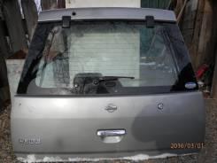 Дверь боковая. Nissan