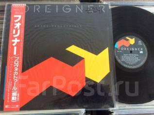 Форинер / Foreigner - Agent Provocateur - 1984 - JP LP пятый альбом
